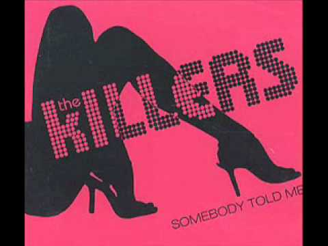 The Killers - Somebody Told Me (Official Instrumental)