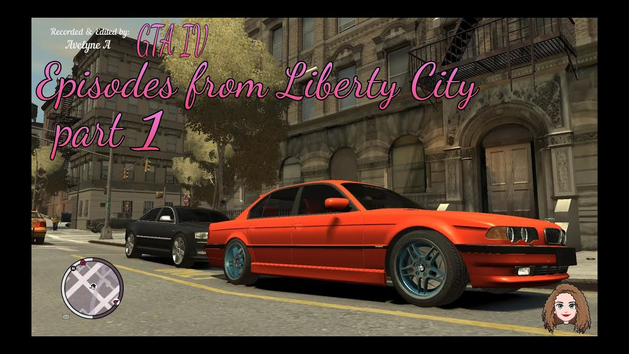 GTA IV  Episodes from Liberty City Gameplay part 1 2020