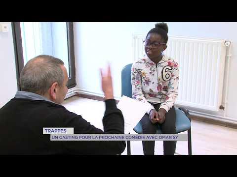 Trappes : casting pour le prochain film d'Omar Sy