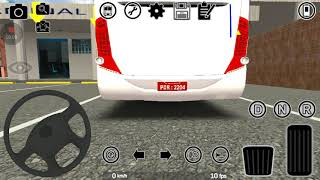 Proton Bus Simulator Road Lite PART 1!!!!!!! screenshot 4
