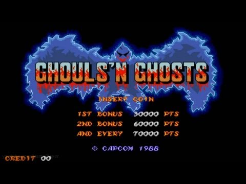 Ghouls'n Ghosts 1988 Capcom Mame Retro Arcade Games from YouTube · Duration:  35 minutes 24 seconds