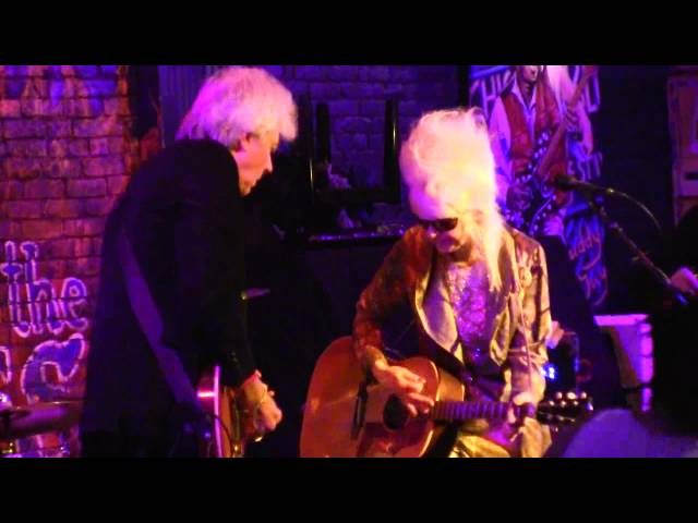 "Christine Ohlman & Rebel Montez  ""Not Fade Away"""