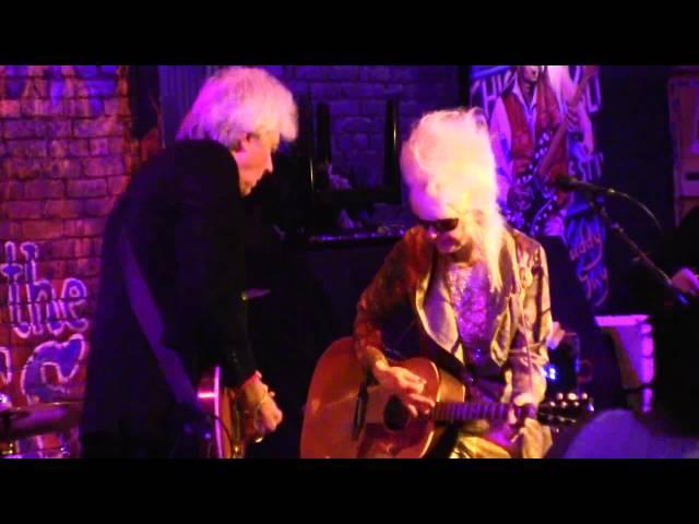 "Christine Ohlman & Rebel Montez  ""Not Fade Away"""