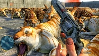 Far Cry 3 1000 Tigers Vs .44 Magnum