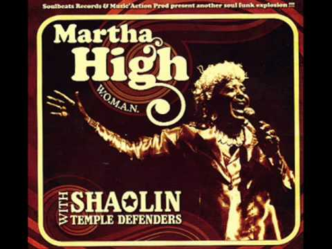 Martha High and Shaolin Temple Defenders - Summertime
