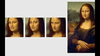 AI bringt Mona Lisa zum Leben