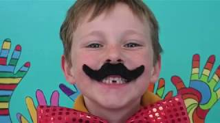 Mo's Moustache by Miranda North PS | FBTS 2018 Entrant