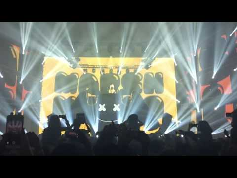 L.I.M Hanoi 2016 - Marshmello opening