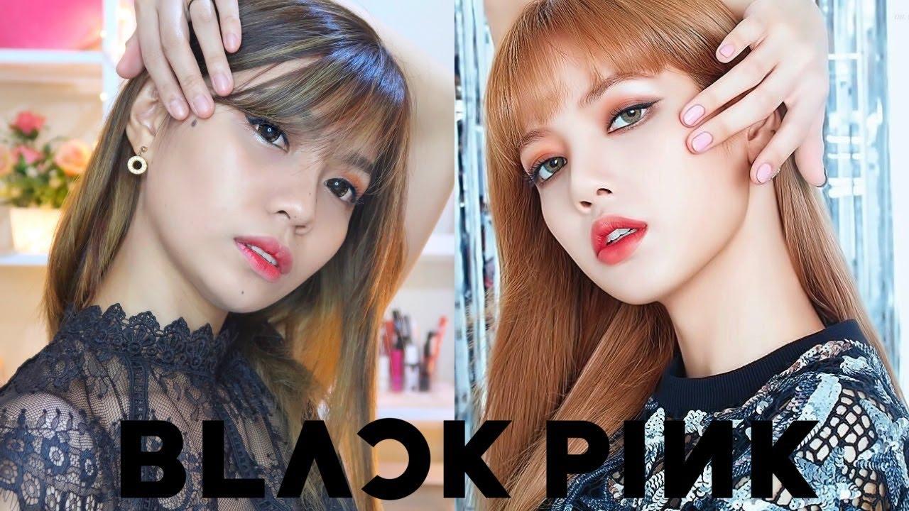 Download 블랙핑크 BLACKPINK  LISA INSPIRED MAKEUP! (Philippines)  |  Divine B.