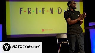 Your Friends, Fraud Friends | Philip Anthony Mitchell