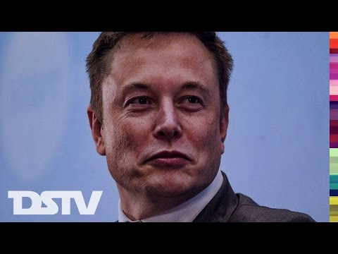 ELON MUSK PRESENTS THE FALCON HEAVY - PRESS CONFERENCE SPACEX