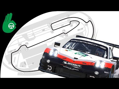 Super Serious Track Guides | Auto Club Speedway Moto Course (iRacing)