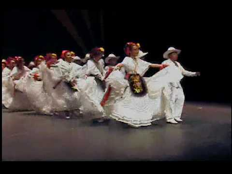 Ballet Folklorico de Veracruz colas  YouTube