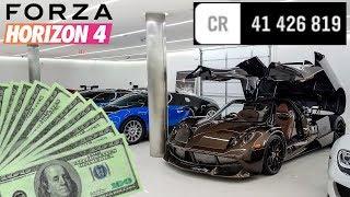 Forza Horizon 4 : COMMENT AVOIR BEAUCOUP DE CRÉDITS ?