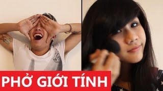 Phở 1: Khác nhau Con Trai vs Con Gái/Differences Between Boys vs Girls [Clip Hài Hước]