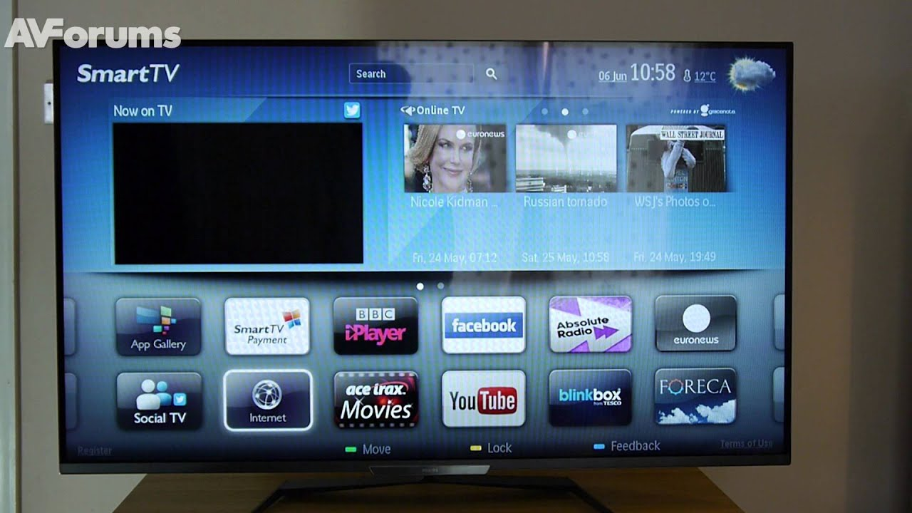 philips 55pfl6008 3d led tv review   youtube
