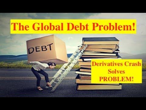 "Deutsche Bank Derivative Implosion Would ERASE the ""Global Debt Problem!"" (Bix Weir)"