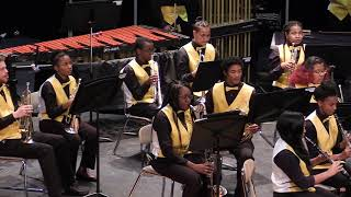 2019 EE Smith HS Concert Band - Crossroads - Michael Oare