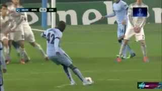 Video Gol Pertandingan CSKA Moskva vs Manchester City