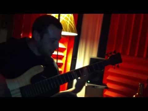 "Edenshade - ""Stendhal Got That Close"" recording sessions pt. 2 - Bass"