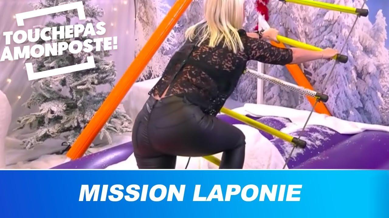 Mission Laponie : quel chroniqueur arrivera en haut de l'échelle infernale ?