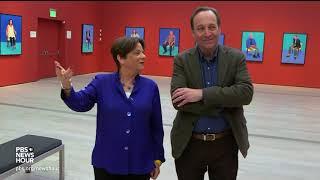 David Hockney thinks you should take a longer look at life
