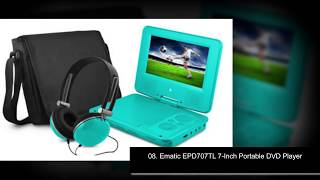 Top 10 Best Portable DVD Players