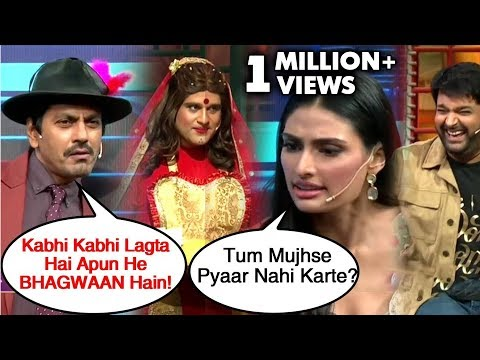 Krushna, Kapil HILARIOUS COMEDY With Nawazuddin Siddiqui Athiya Shetty | The Kapil Sharma Show