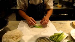 Cooking: How To Make A Vietnamese Salad Roll