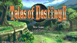 Lets Play Tales of Destiny II/Eternia (PSX) 001