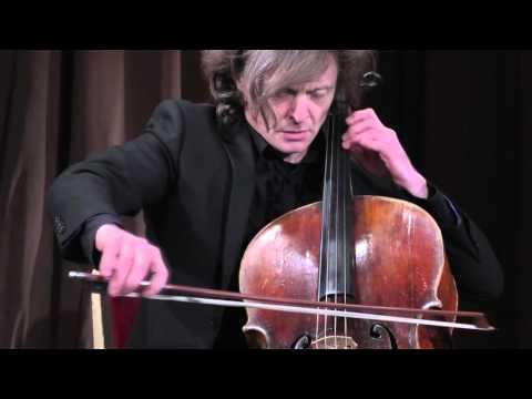 David Popper - Elfentanz (Танец Эльфов) 07.01.2016 Rustam Komachkov cello & Alexey Goribol piano