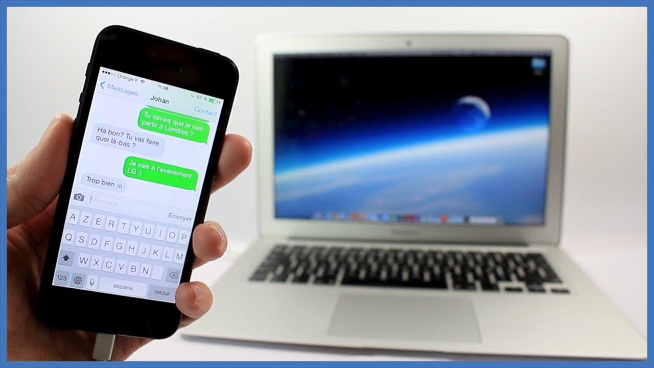 sauvegarder les messages de son iphone sur son ordinateur sms imessage whatsapp line viber. Black Bedroom Furniture Sets. Home Design Ideas