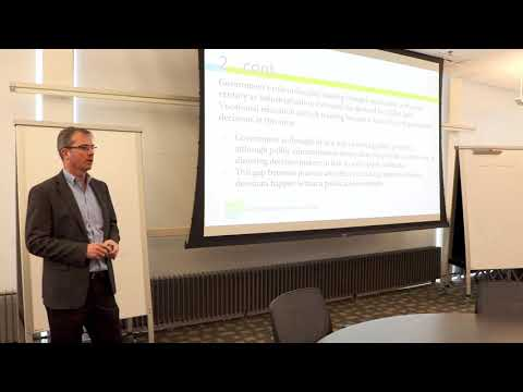 Glenn College Colloquium - Joshua Hawley