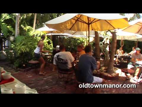 Old Town Manor, Key West Bed and Breakfast