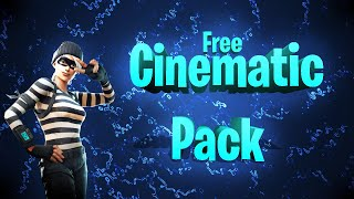 Cinematic pack Fortnite BR season 8 Free to use cinematics/death cinematics/First person cinematics