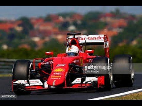 F1 2015 Hungary Highlights