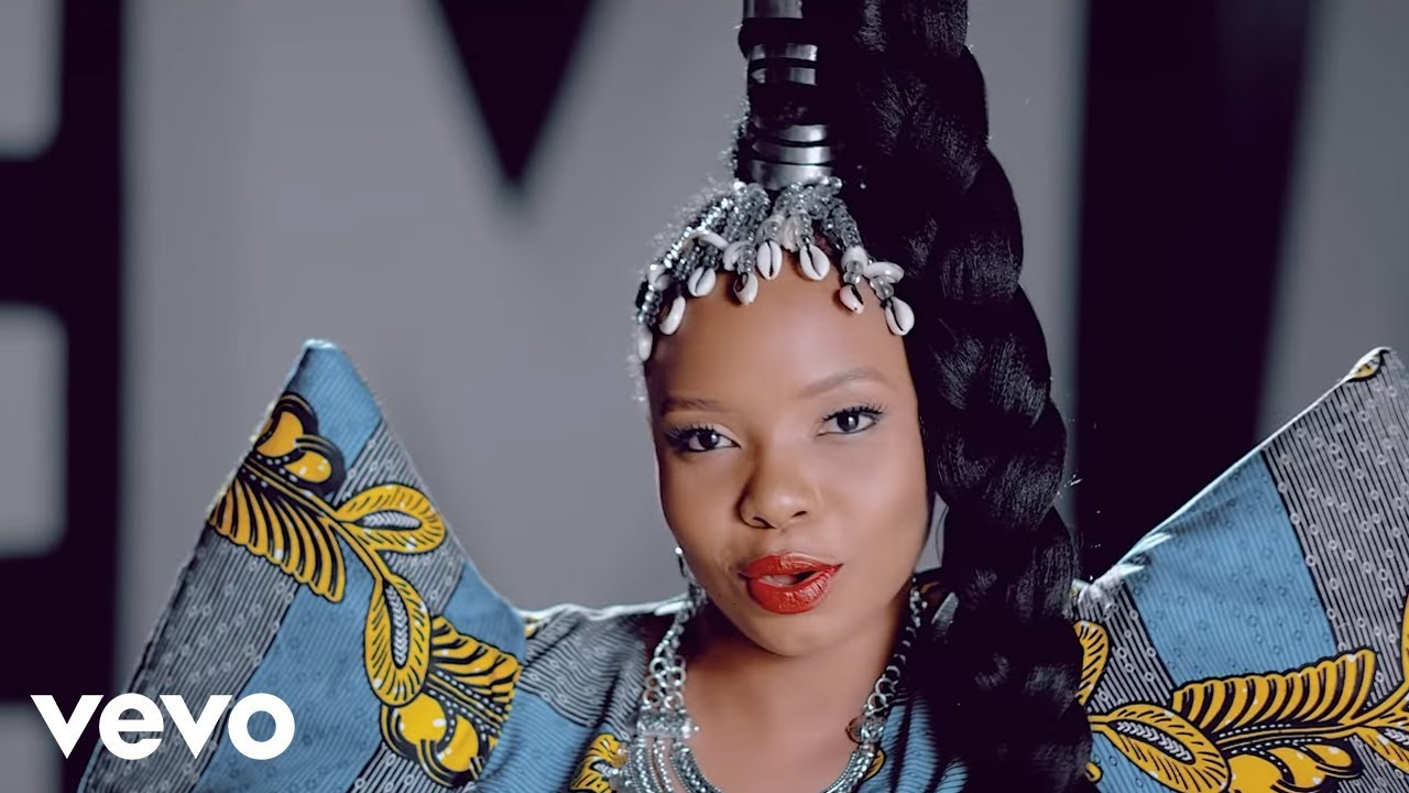 Yemi Alade Knack Am Official Video Youtube