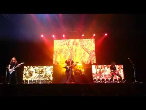Megadeth - Post American World [Live in Kuala Lumpur 2017]