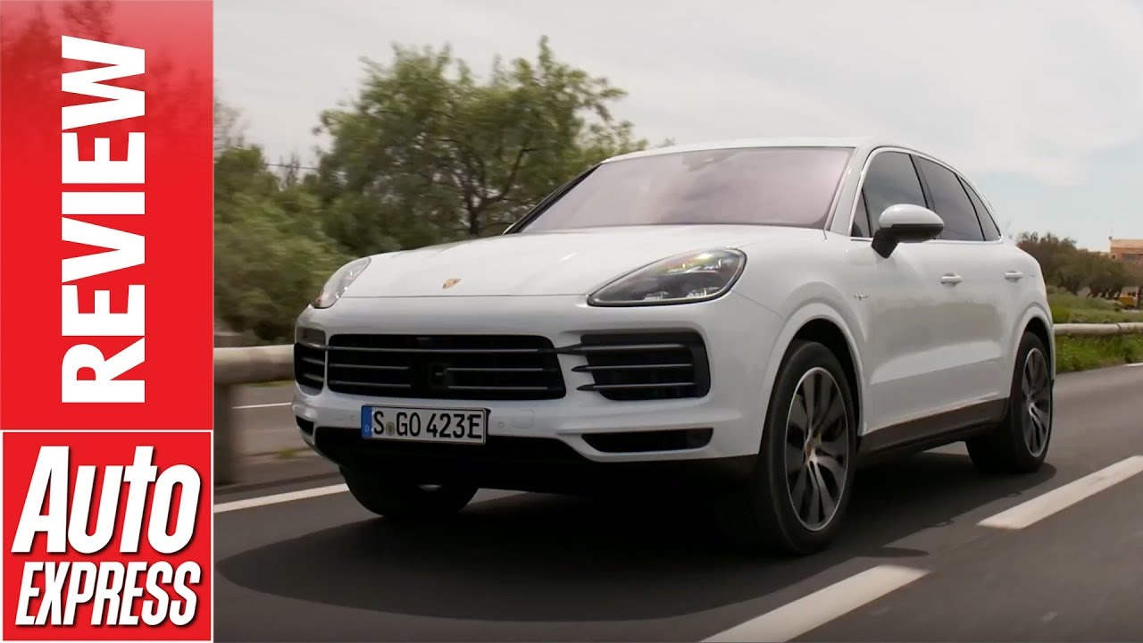 New Porsche Cayenne E Hybrid Review 2018 Suv Fle Its Electric Muscles