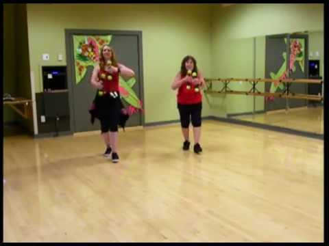 China Urbaton Zumba® Toning / Zumba® Gold Toning Routine