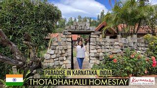 Thotadhahalli Homestay review | Chikmagalur | Karnataka | India at its best !! 🇮🇳