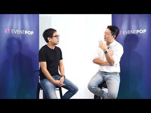 EVENTPOPแพลตฟอร์มจัดการงานอีเว้นท์ฝีมือคนไทย - วันที่ 12 Jun 2018