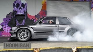 1000hp Turbo BMW e30 Gives Zero F*%ks // DT257