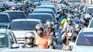 Ceará é o 3º estado com mais internações por acidentes de trânsito