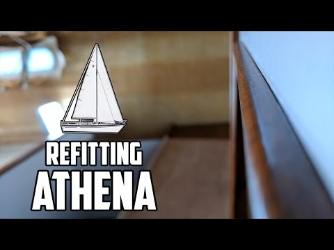 Sail Life - DIY sailboat restoration & going to the boat sho