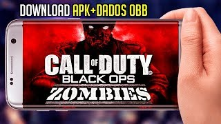 Call Of Duty Black Ops Zombies para Android [Download+Tutorial] 2018