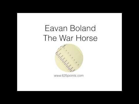 the famine road eavan boland poem