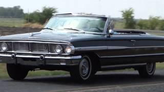 1964 Ford Galaxie 500 XL Convertible Classic Car