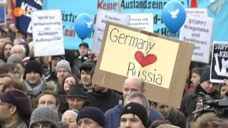 Die Kritik an Putin Kritikern - Berlin direkt (ZDF 14.12.2014)