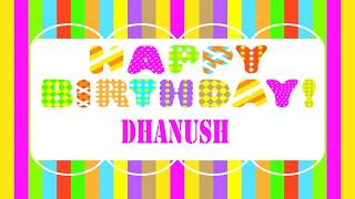 Dhanush   Wishes & Mensajes - Happy Birthday